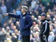 Bóng đá Ngoại hạng Anh - HLV Man City thừa nhận trọng tài đuổi nhầm người