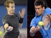 Tennis - Djokovic - Murray: Thêm một lần đau (BK Indian Wells)