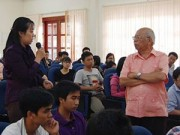 Giáo dục - du học - Giấc mơ Việt của một giáo sư