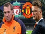 """Bóng đá - Liverpool - MU: Rodgers muốn """"dạy"""" Van Gaal"""