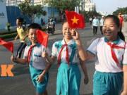 Thể thao - Sôi động ngày chạy Olympic vì sức khỏe toàn dân ở TP HCM
