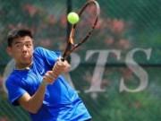 Tennis - Lập kì tích, Hoàng Nam đi vào lịch sử