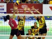 Thể thao - Chủ nhà VTV Bình Điền vượt trở ngại đầu tiên
