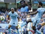 Bóng đá Ngoại hạng Anh - Man City vùng dậy: Muộn còn hơn không