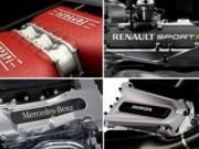 Đua xe F1 - Nâng cấp động cơ F1: Bài toán sống còn