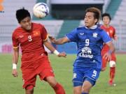 Bóng đá Việt Nam - TRỰC TIẾP U23 Thái Lan - U23 VN: Thất bại xứng đáng (KT)