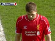 Bóng đá Ngoại hạng Anh - Nổi điên, Gerrard bị đuổi sau 45 giây