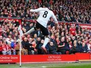 """Bóng đá Ngoại hạng Anh - Mata tái hiện """"siêu phẩm"""" của Rooney"""