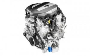 Xe xịn - Cadillac CT6 nhận động cơ mạnh nhất dòng V6