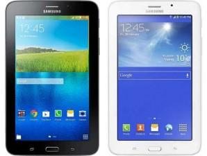 Tin tức công nghệ - Máy tính bảng Galaxy Tab 3 V giá cực rẻ trình làng