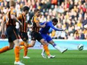 Bóng đá Ngoại hạng Anh - TRỰC TIẾP Hull City - Chelsea: Kép phụ tỏa sáng (KT)