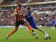 """Bóng đá - Hull - Chelsea: """"Tả tơi"""" rời sân KC"""