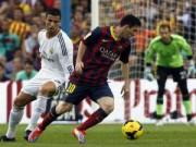 """Bóng đá - Messi tái hiện tuyệt chiêu """"xâu kim"""""""