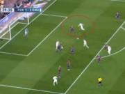Bóng đá - Real mất trắng bàn thắng?
