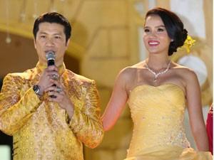 Ngôi sao điện ảnh - Ngắm tiệc cưới kiểu Pháp của Dustin Nguyễn và Bebe Phạm