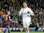 Video bóng đá hot - CR7 muốn Nou Camp câm lặng sau bàn thắng lịch sử