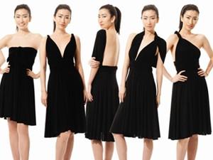 Thời trang - Clip 1 chiếc váy mặc được 10 kiểu gây ngạc nhiên