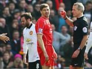 Video bóng đá hot - 2 tình huống thẻ đỏ bị bỏ qua trận Liverpool-MU