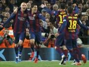 """Sự kiện - Bình luận - Barca vượt qua Real: """"Bán"""" bản sắc lấy bàn thắng"""