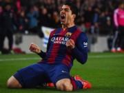 Bóng đá Tây Ban Nha - Luis Suarez: Khắc tên vào El Clasico
