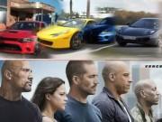 """Phim - Điểm mặt dàn """"xế khủng"""" nghìn tỷ trong Fast & Furious 7"""