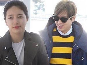 Phim - Chùm ảnh toàn bộ lịch trình hẹn hò của Lee Min Ho và Suzy