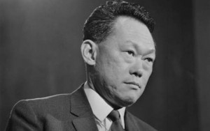 Cuộc đời Lý Quang Diệu -   Cha đẻ  của Singapore qua ảnh