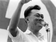 An ninh thế giới - Lý Quang Diệu- nhà lãnh đạo kiệt xuất trong lịch sử đương đại