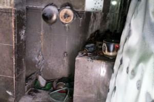 Tin tức Việt Nam - Đôi nam nữ chết cháy trong phòng trọ sau tiếng nổ lớn