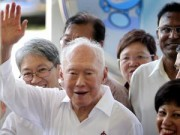 An ninh thế giới - Cựu Thủ tướng Singapore Lý Quang Diệu từ trần