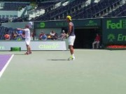 "Tennis - Nadal, Sharapova chịu chung ""lời nguyền"" ở Miami"