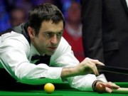 """Billard - Snooker - Bi-a: O'Sullivan lại gục ngã trước """"thiên đường"""""""