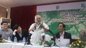 Chuyên gia:  Hà Nội chọn vàng tâm, trồng nhầm cây mỡ