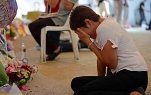 Người Singapore khóc nghẹn tiễn biệt ông Lý Quang Diệu