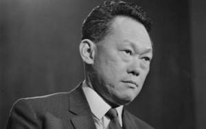"""Cuộc đời Lý Quang Diệu -  """"Cha đẻ"""" của Singapore qua ảnh"""