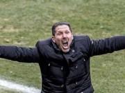"""Bóng đá Tây Ban Nha - Man City vỡ mộng """"chiêu mộ"""" Simeone"""
