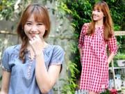 Thời trang - Hari Won xinh tươi trong trang phục mặc nhà Jubbie