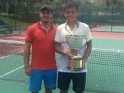 Thể thao - Lý Hoàng Nam & giấc mơ ATP