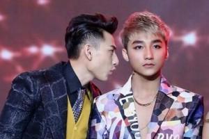 """Ca nhạc - MTV - Fan """"phát sốt"""" với trào lưu chế ảnh Sơn Tùng và Issac"""
