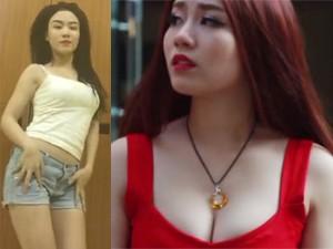 """8X + 9X - Hot girl Linh Miu gợi cảm nhảy """"Vũ điệu cồng chiêng"""""""
