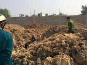 An ninh Xã hội - Phát hiện xác chết cháy đen khi san lấp đất