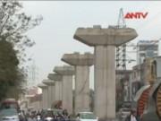 Video An ninh - Năm 2016 sẽ chạy thử tuyến đường sắt trên cao Hà Nội