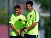 Bóng đá - Suarez khuyên Neymar cần ích kỷ để giành QBV