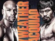 Thể thao - Tin HOT 24/3: Mayweather-Pacquiao tung poster hoành tráng