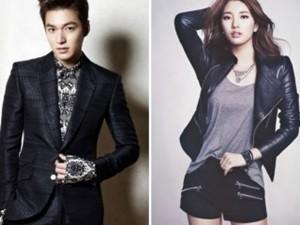 """Mặt sau cánh gà - 10 lý do Lee Min Ho và Suzy là """"cặp đôi hoàn hảo"""""""