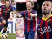 Bóng đá - Hàng tiền vệ Barca sa sút: Đâu rồi thời hoàng kim