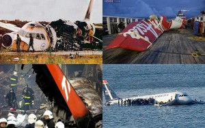 Tin tức trong ngày - Những vụ tai nạn thảm khốc của Airbus A320