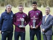 Bóng đá - Vượt Sterling, Rooney xuất sắc nhất nước Anh