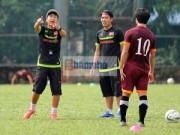 Bóng đá Việt Nam - Không bị áp lực, HLV Miura không ngán U23 Malaysia