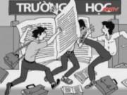 Video An ninh - Bạo lực học đường: Đuổi học không phải là biện pháp tốt